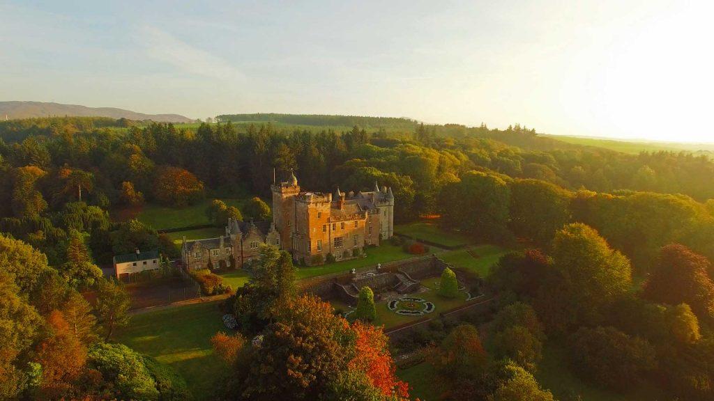 Exclusive Castle Rental Scotland - Glenapp Castle, Scotland