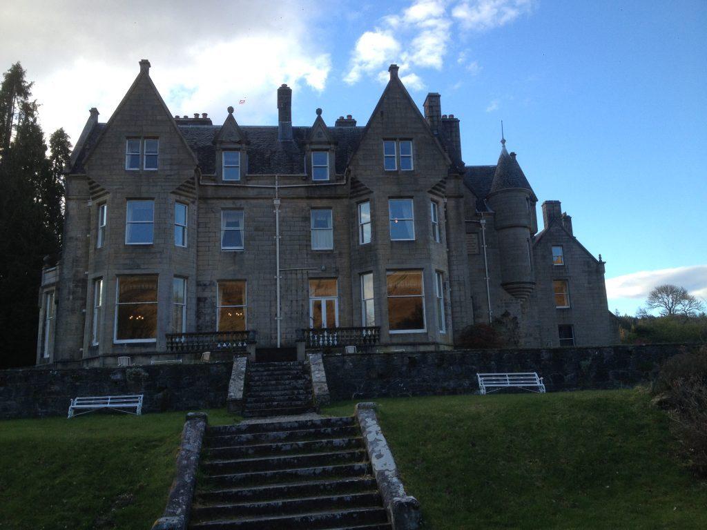 Custom Scotland Castle Tours - Glengarry Castle