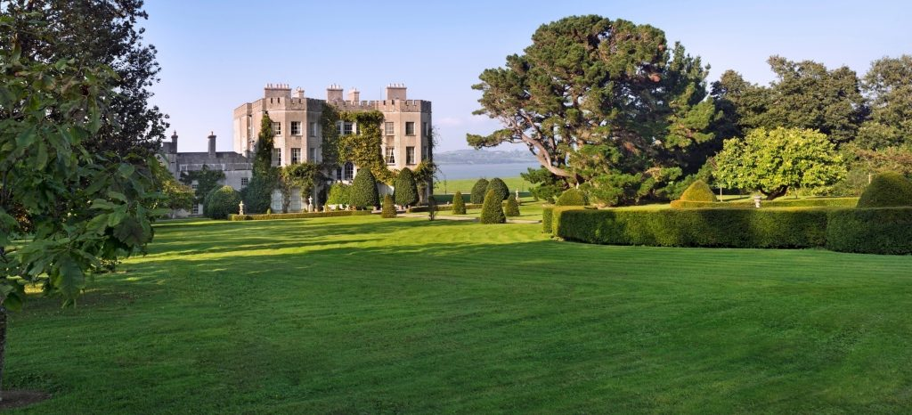 Exclusive Castle Rental Ireland - Glin Castle