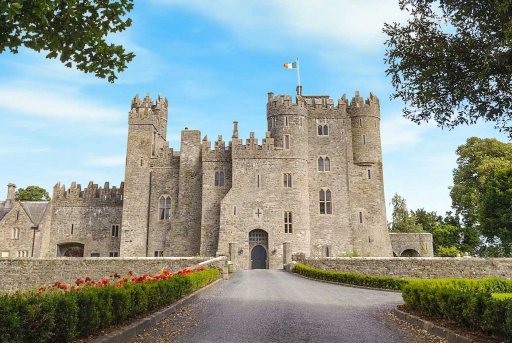 Exclusive Castle Rental Ireland, Kilkea Castle