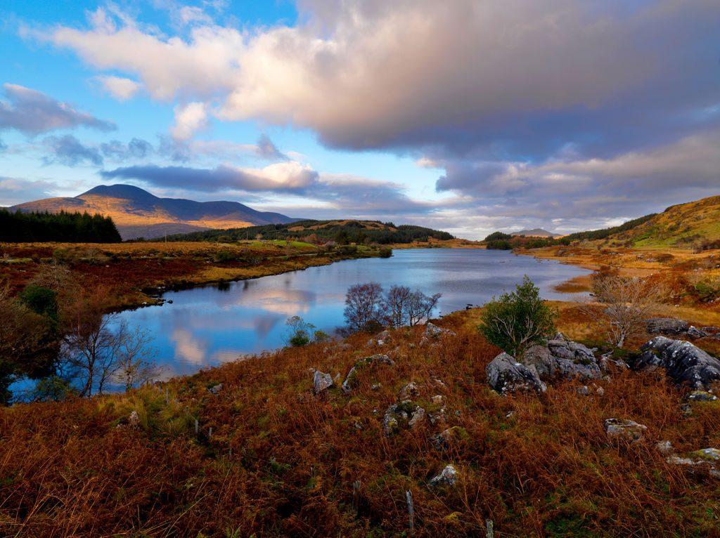 Ireland Chauffeur Driven Vacations, Sheen Falls Lodge