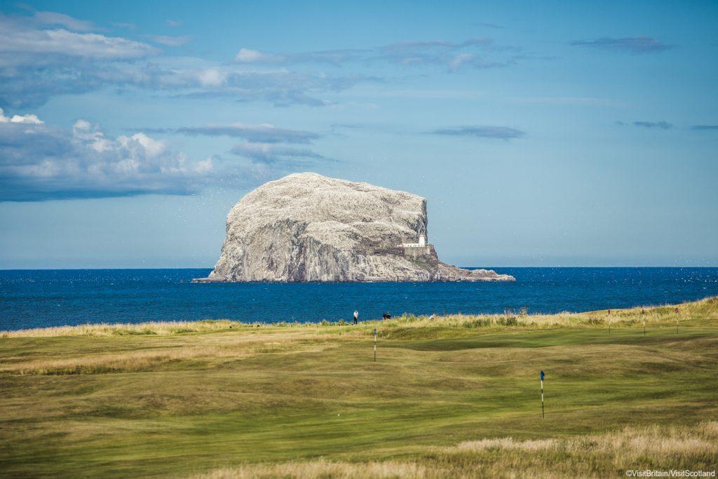 Scotland Golf Vacations - North Berwick Golf Links