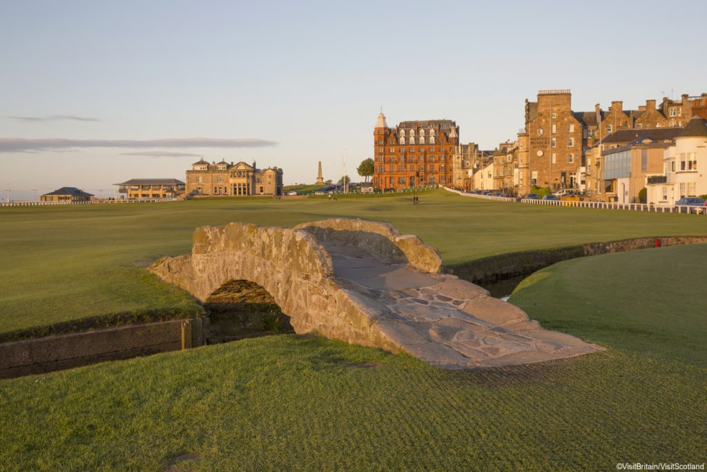Scotland Group Tours - St Andrews