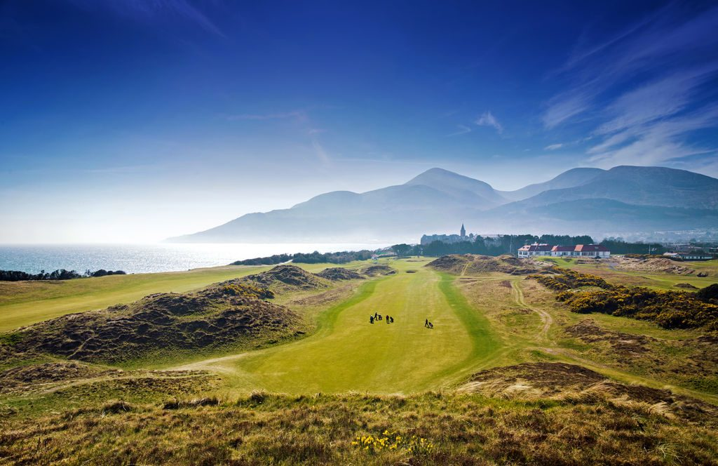Ireland Golf Vacations, Royal County Down, Northern Ireland
