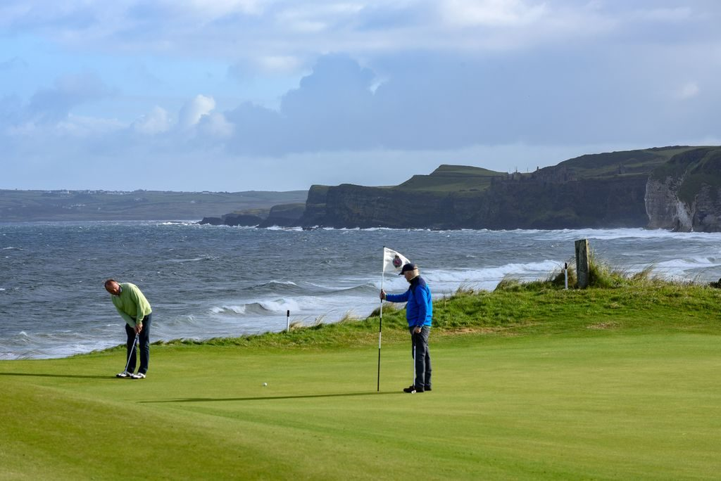 Ireland Golf Vacations, Royal Portrush Northern Ireland