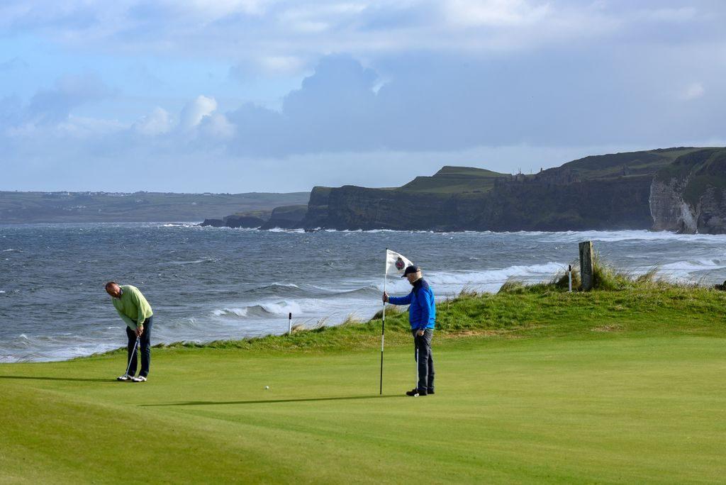 Ireland Golf Vacations, Royal Portrush Northern Ireland