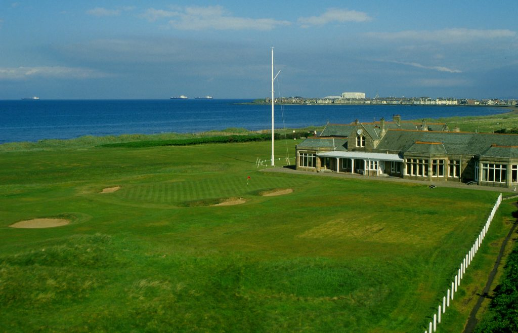 Scotland Golf Vacations -Royal Troon Course