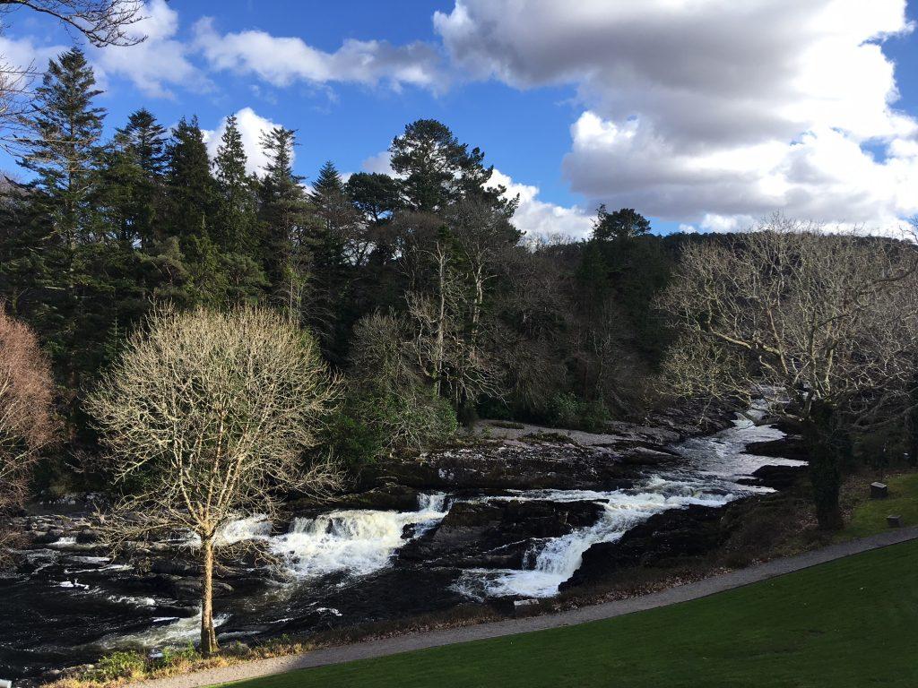 Ireland Chauffeur Driven Tours, Sheen Falls Lodge