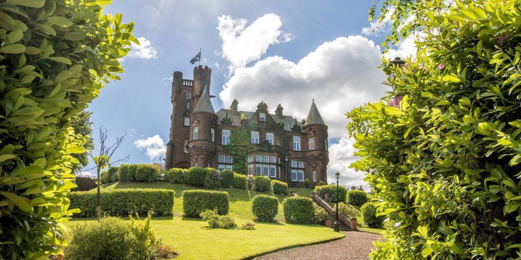 Custom Scotland Castle Tours - Sherbrooke Castle