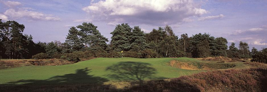 England Golf Vacations, Bracken Course