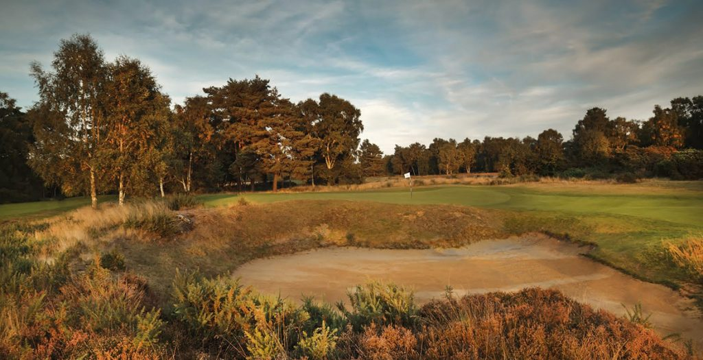 England Golf Vacations, Woodhall Spa Golf