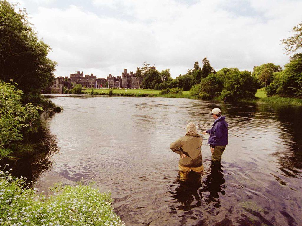 Ireland Chauffeur Driven Vacations, Ashford Castle