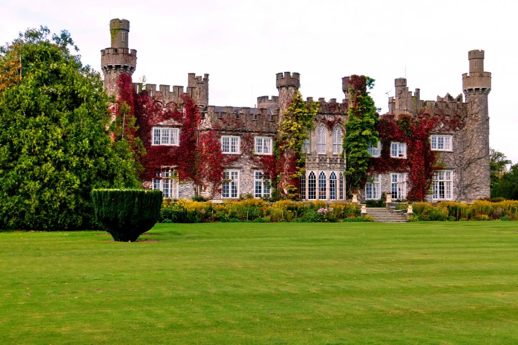 Exclusive Castle Rental Ireland, Lutrellstown Castle