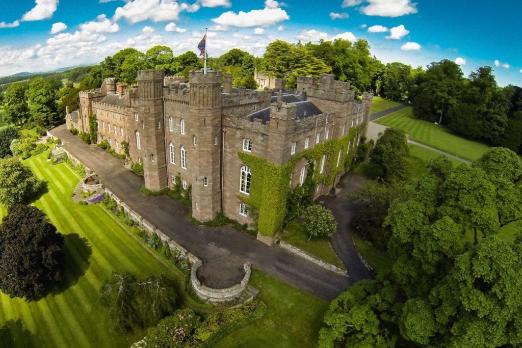Exclusive Castle Rental Scotland - Scone Palace, Scotland