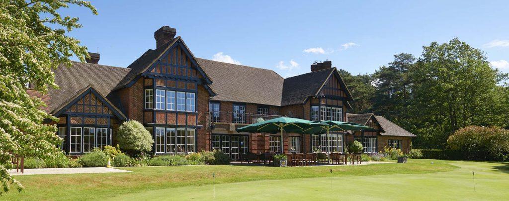 England Golf Vacations, Swinley Forest Golf Club