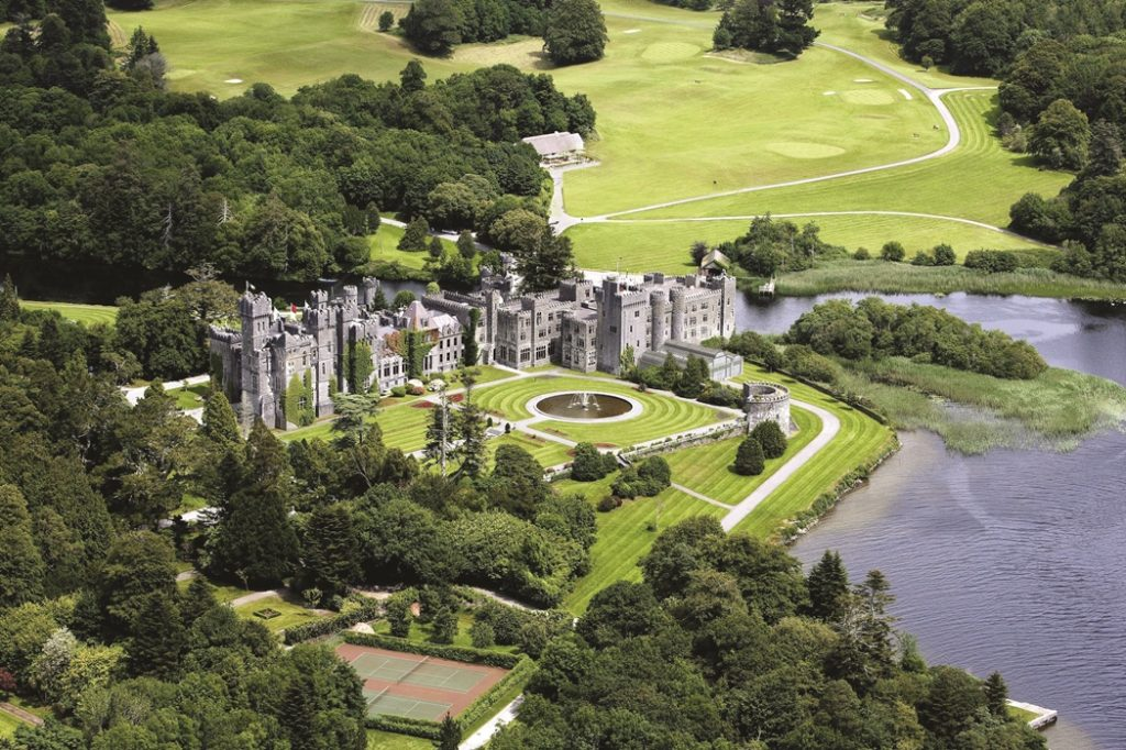 Honeymoons in Ireland, Ashford Castle