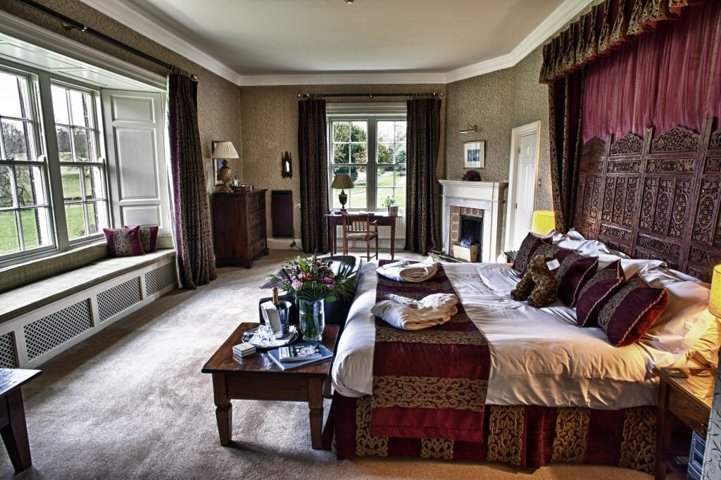 Honeymoons in England, Swinton Estate, Yorkshire