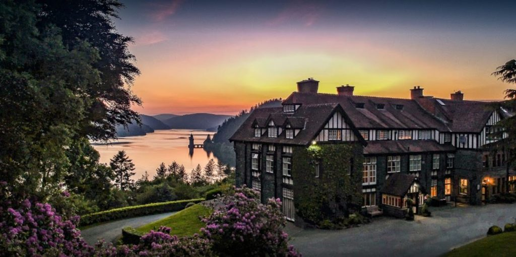 Wales Honeymoons - Lake Vrnwy