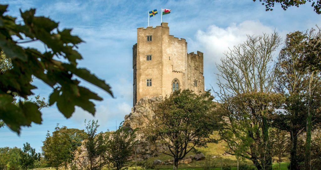 Exclusive Castle Rental Wales - Roch Castle