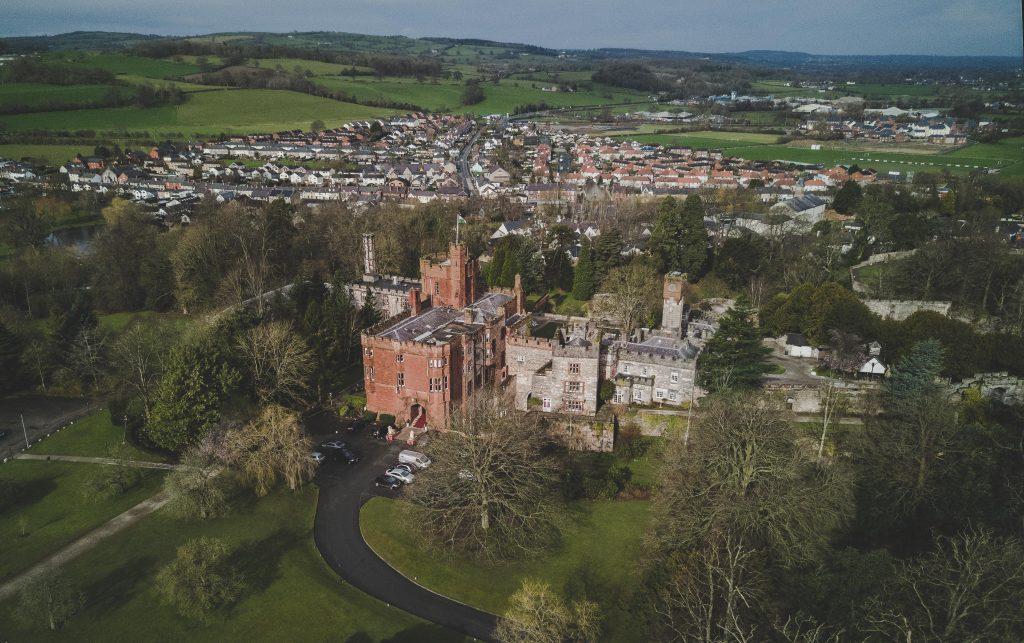 Custom Wales Castle Tours - Ruthin Castle