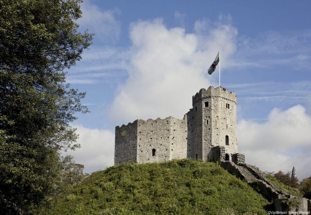Wales Chauffeur Driven Tours - Cardiff Castle