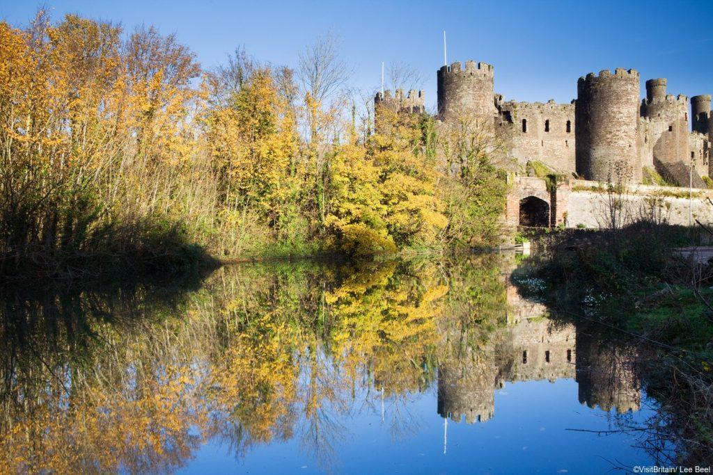Wales Chauffeur Driven Tours - Conmy Castle