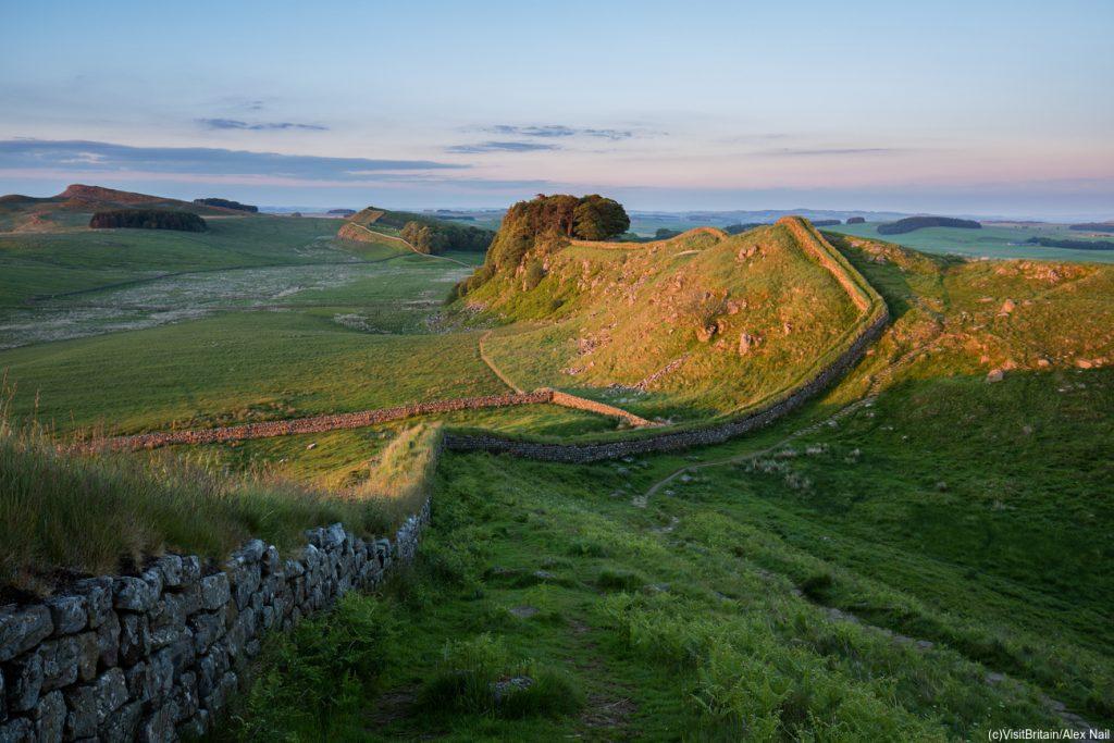 England Chauffeur Driven Tour,  Hadrians Wall