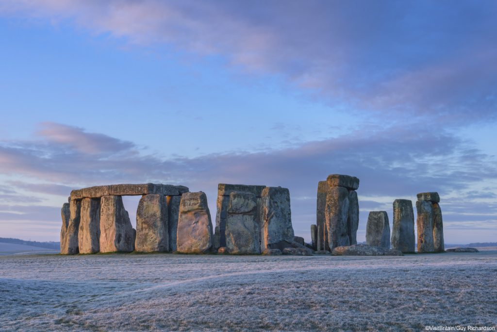 Honeymoons in England, Stonehenge