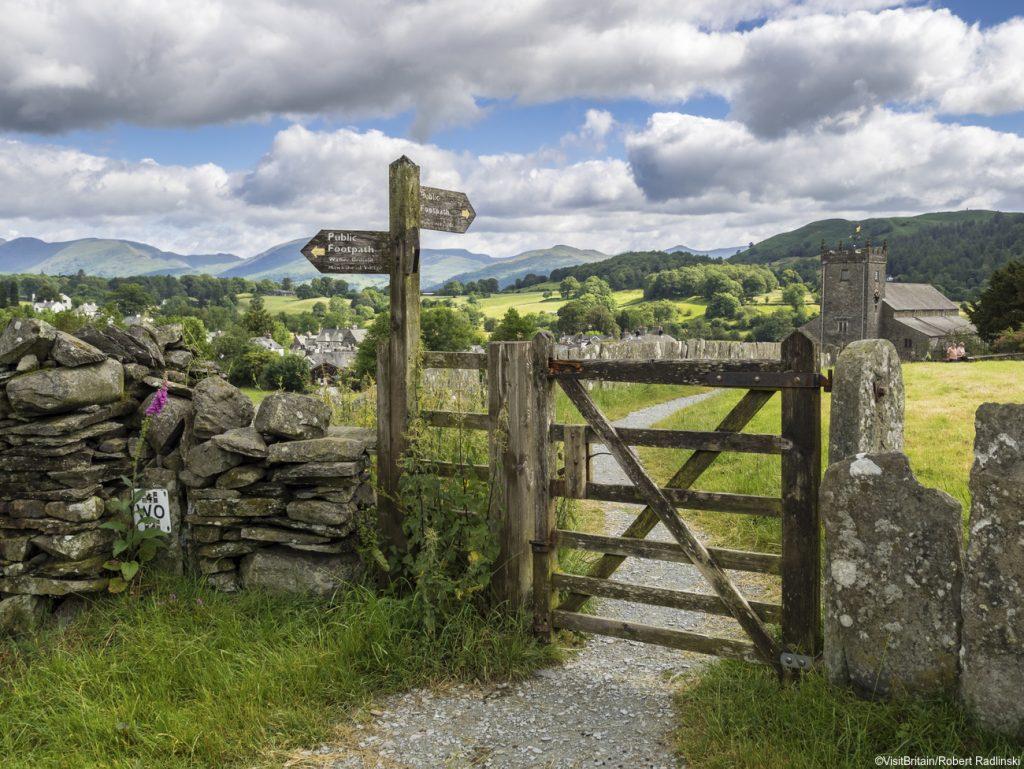England Chauffeur Driven Tour, Lake District