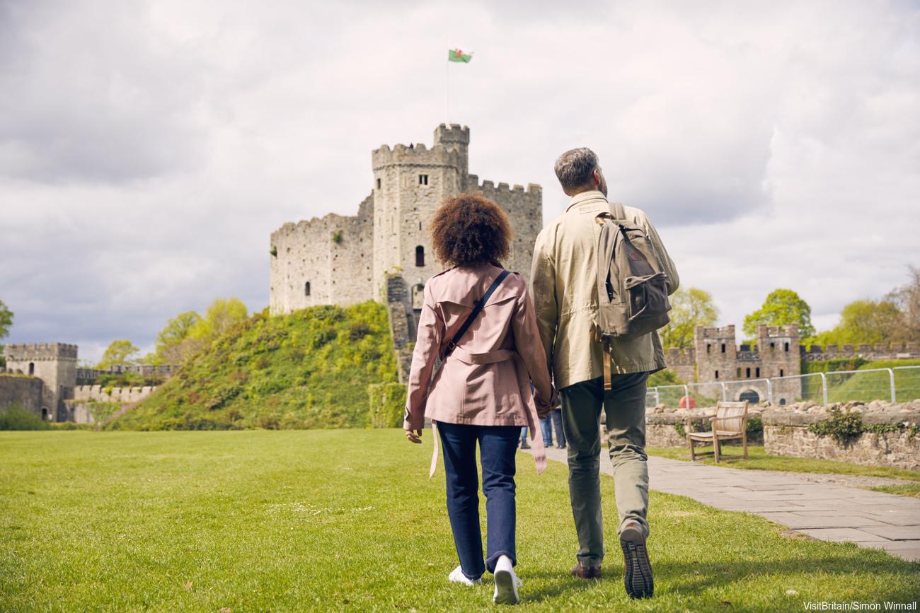 Wales Honeymoons-Cardiff Castle