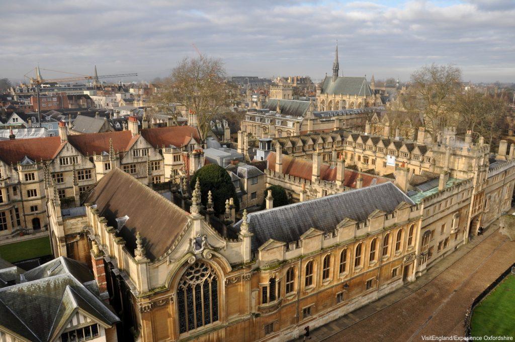 England Chauffeur Driven Tour, Oxford