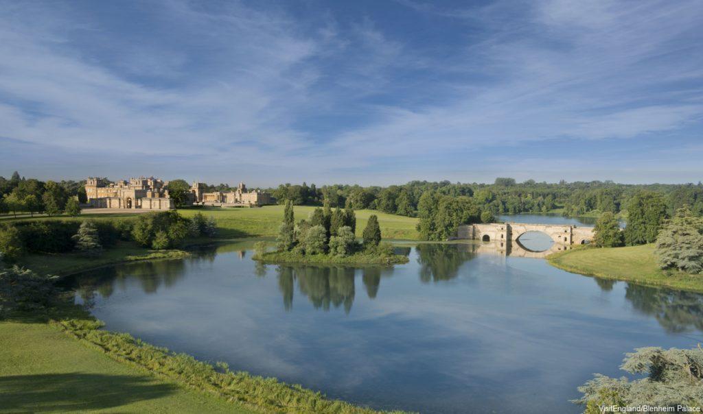 England Chauffeur Driven Tour, Blenheim Palace