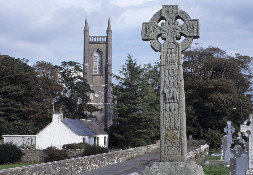 Ireland Self Drive Vacations - Drumcliffe Graveyard, Co Sligo