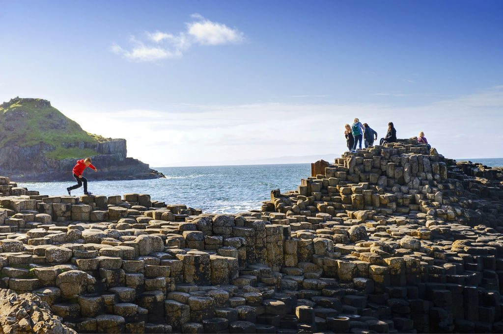 Ireland Self Drive Vacations - Giant's Causeway