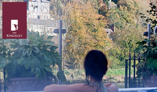 The Kingsley Hotel Outdoor Hot Tub, Cork, Great Accommodation on Ireland's Ancient East