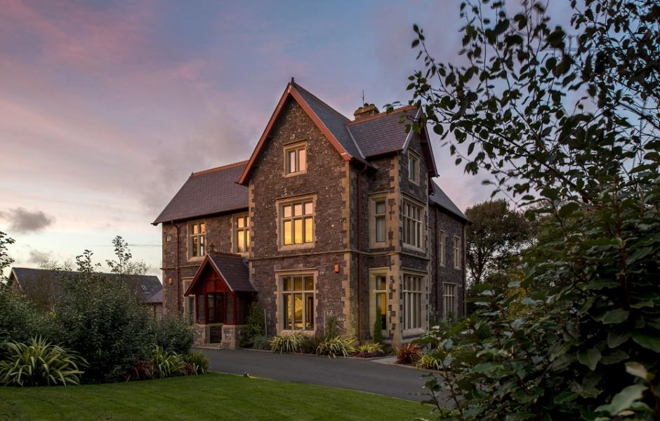 Penrhiw Hotel, St Davids, the best of wonderful Wales