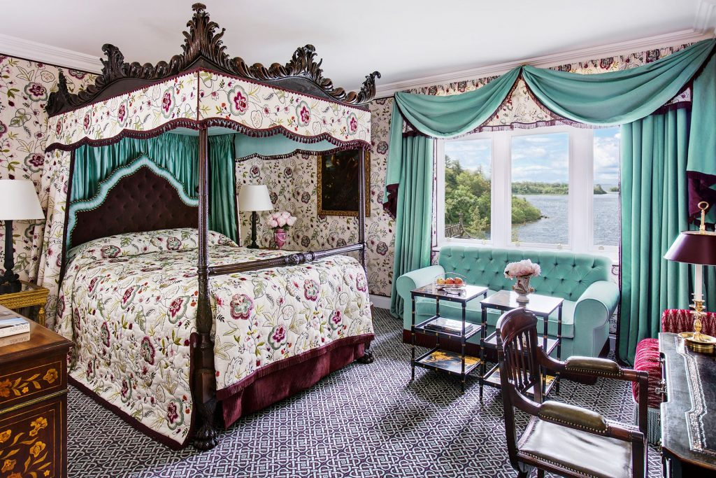Ashford Castle - stay at one of Ireland's best Castles