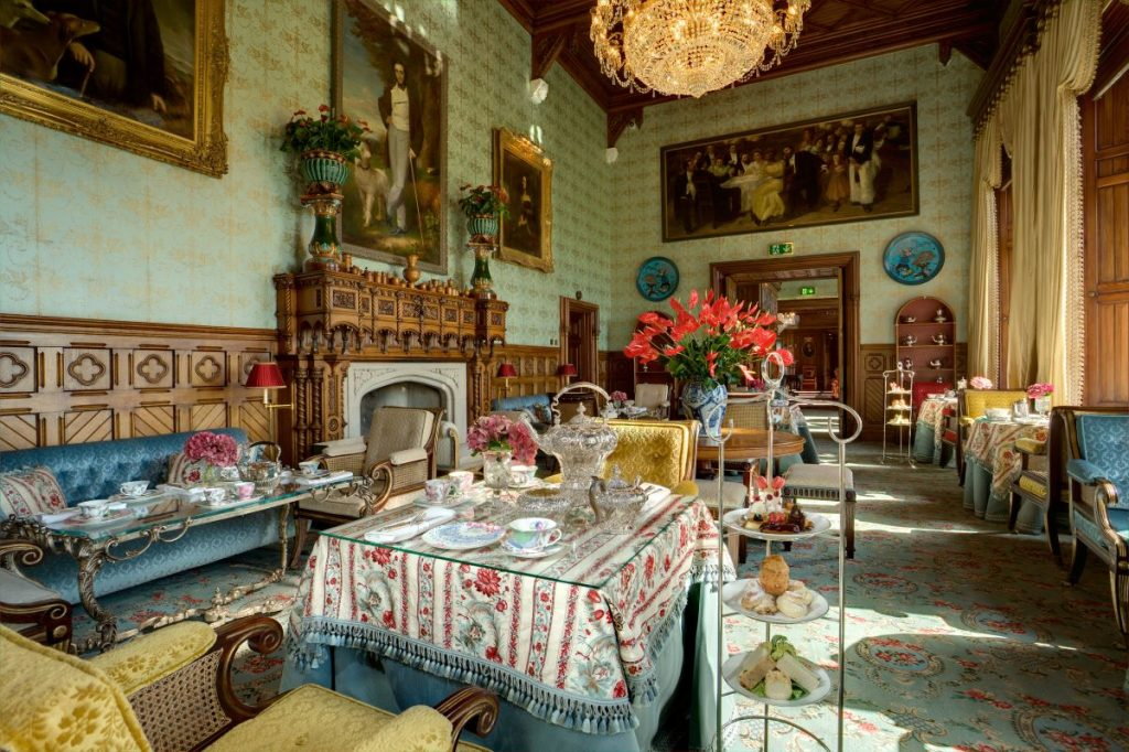 The Connaught Room, Ashford Castle - stay at one of Ireland's best Castles