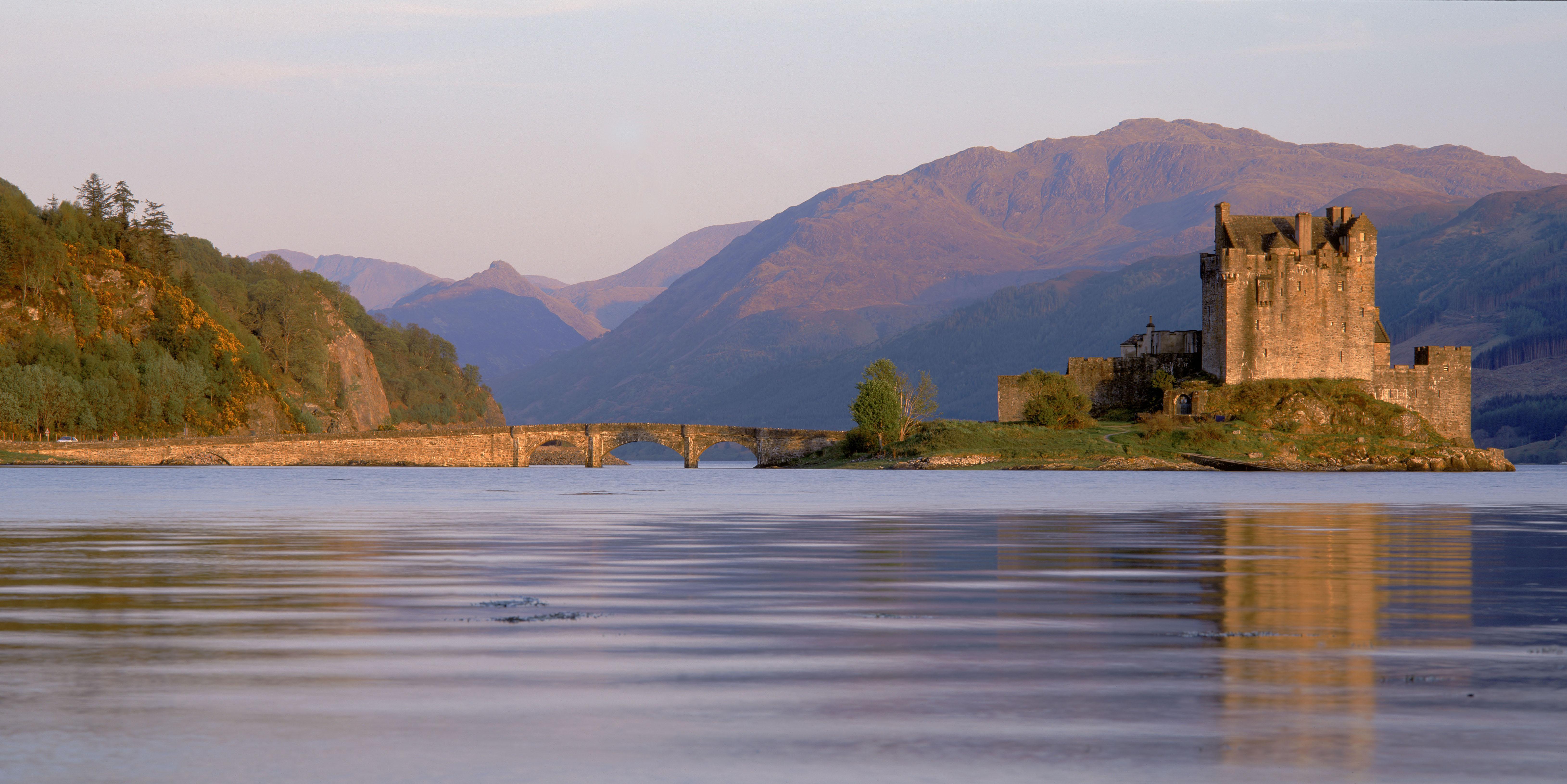 Eilean Donan Castle Visit Scotland 6.12.19