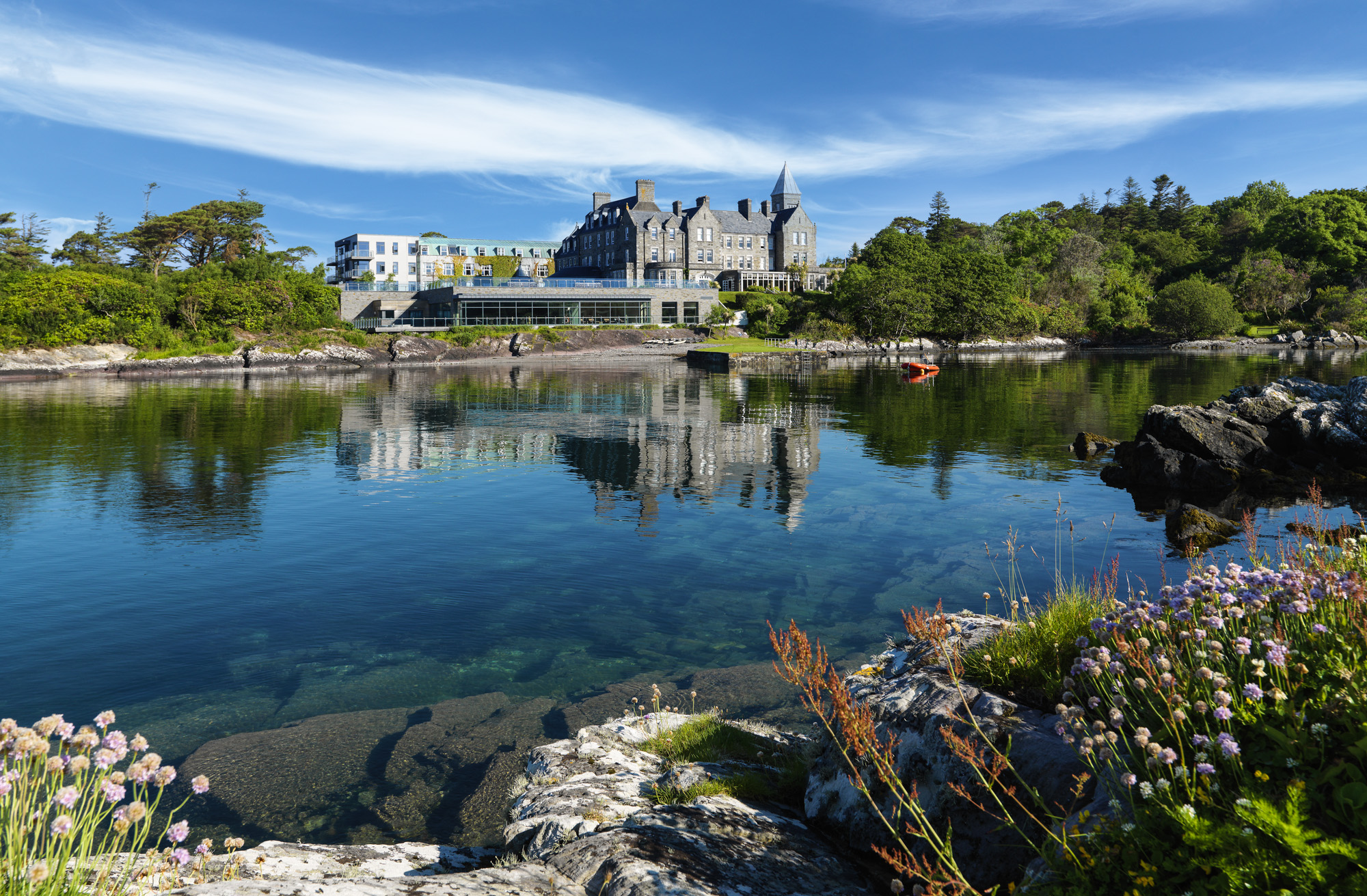 Parknasilla, A Top Place to Stay on the Wild Atlantic Way
