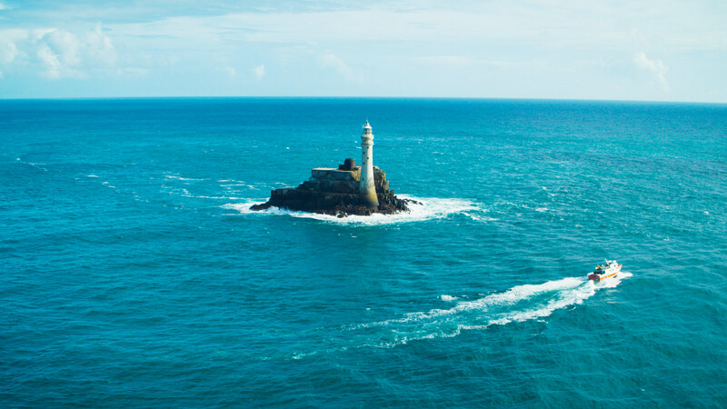 Fastnet Rock, South West Coast of Ireland